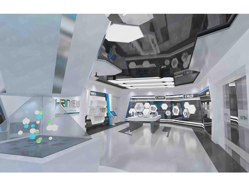 恒润机械集团展厅