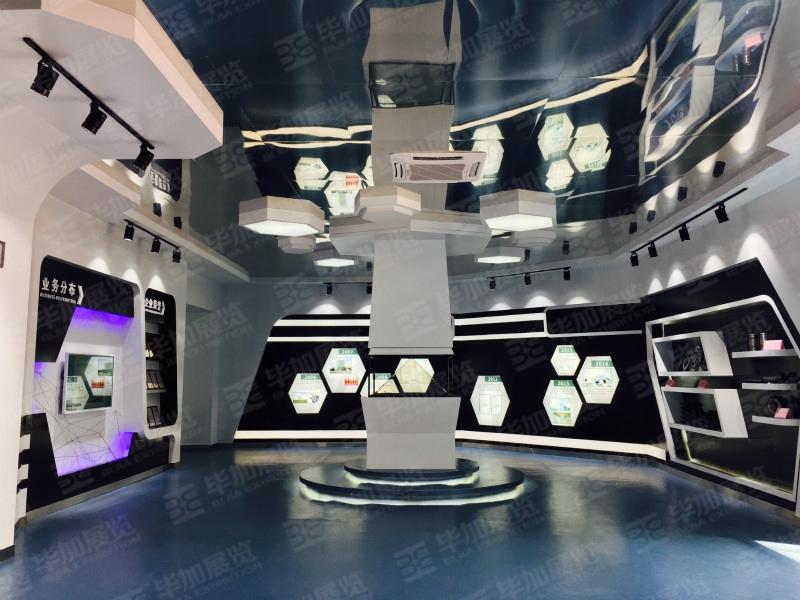 恒润机械—展厅案例
