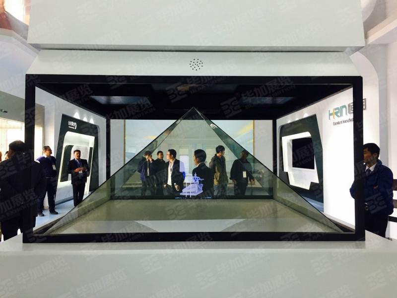 恒润机械——机械装备展厅设计装修