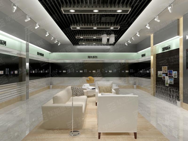 深圳麦驰安防展厅设计