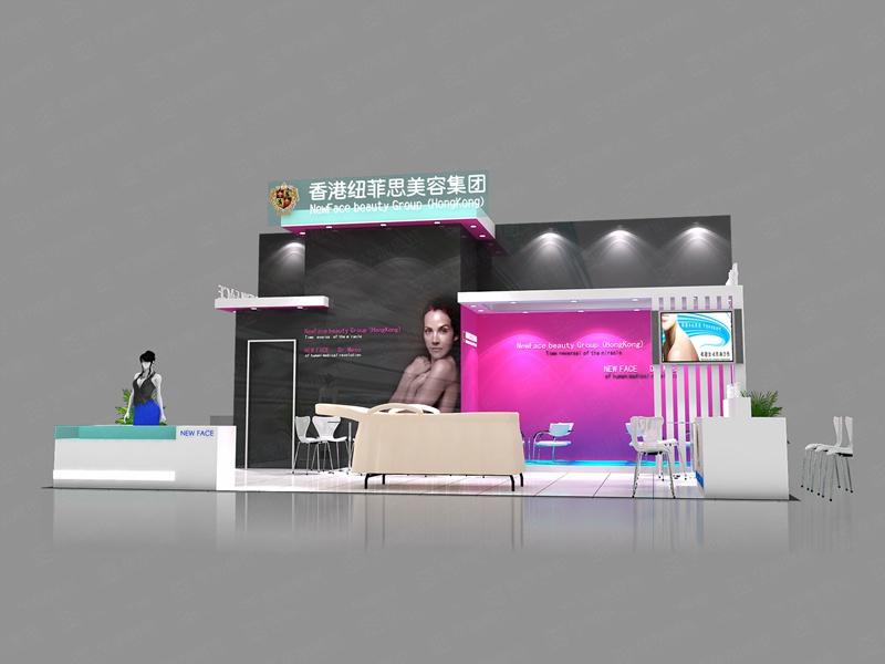 2018上海国际婚博会展台设计搭建公司找毕加