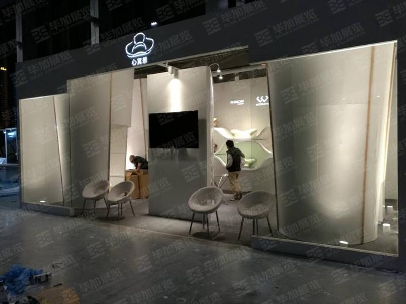 唯诺雅家具—设计周展台案例