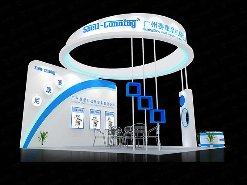 广州展览设计公司—展台布置的技巧powered by espcms