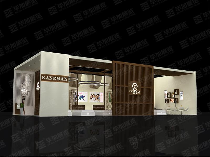 嘉尼曼—家具展展览设计