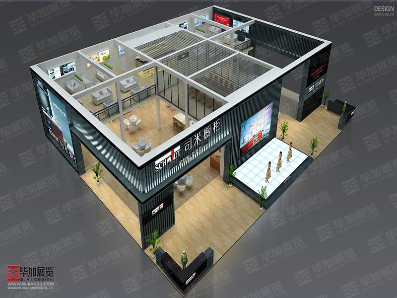 建材展展览设计