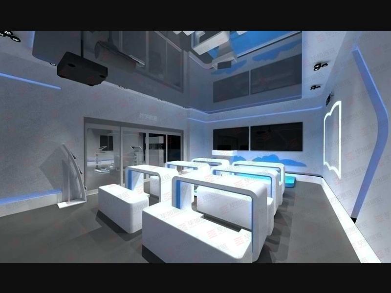大洋软件展厅——软件技术展厅装修