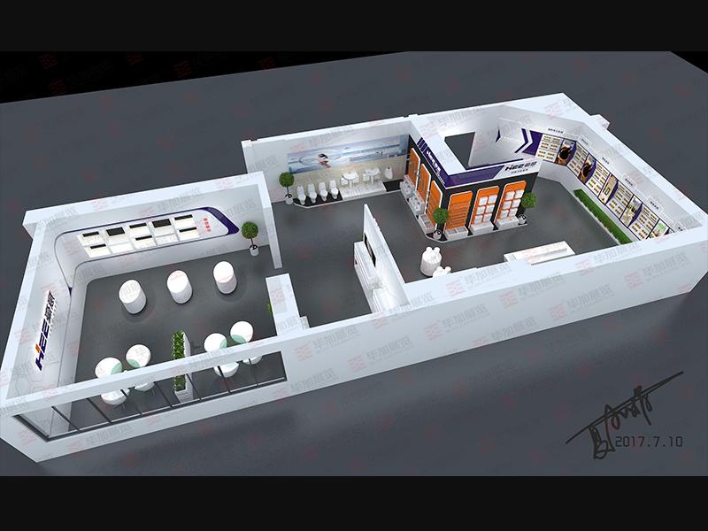 豪意电器——电器展厅设计装修