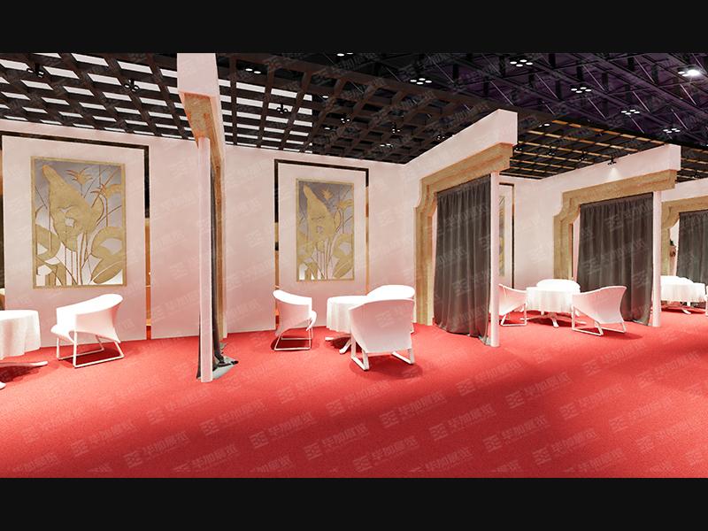 中海梅溪湖一号——地产展厅设计装修