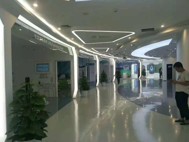 安多福——企业展厅设计装修