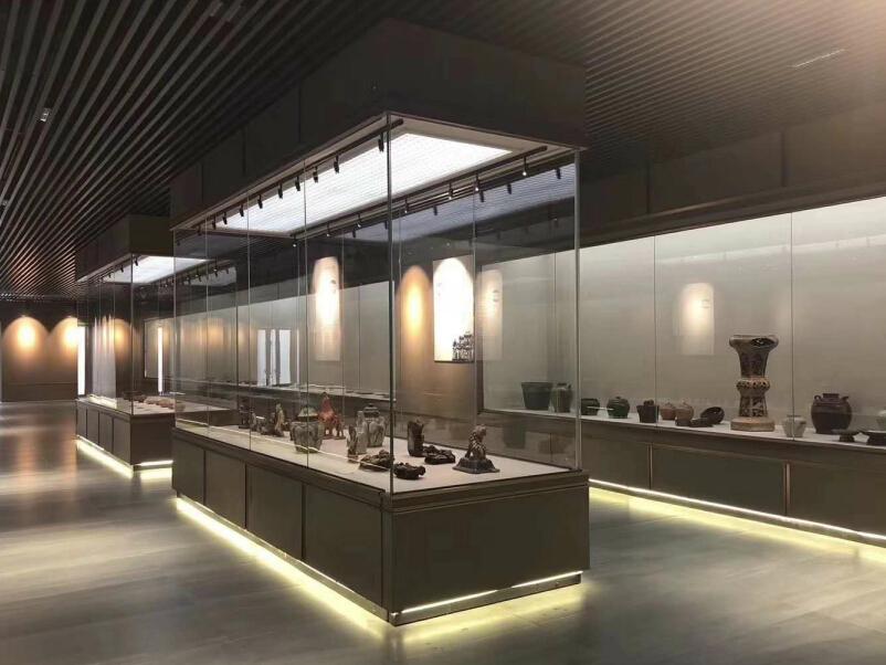 中国东鹏陶瓷博物馆——毕加博物馆设计装修
