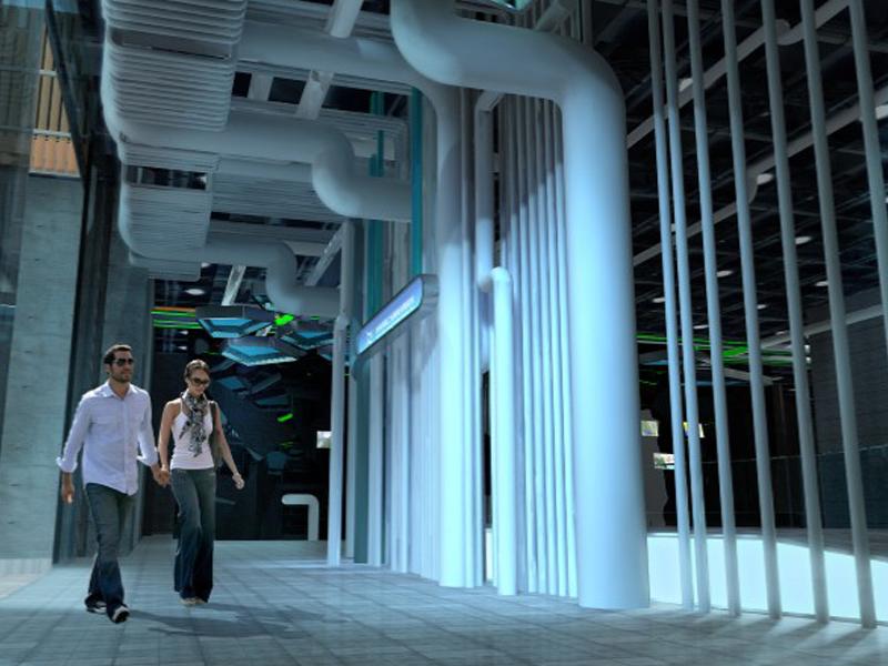 台州滨海工业园规划馆-国内领先的工业规划馆