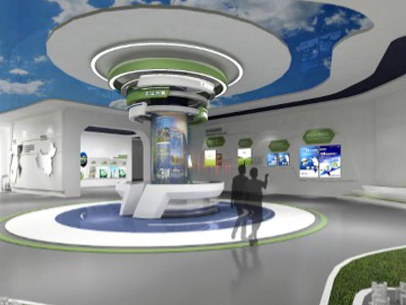 徐闻科技农业馆——新农业展厅设计装修