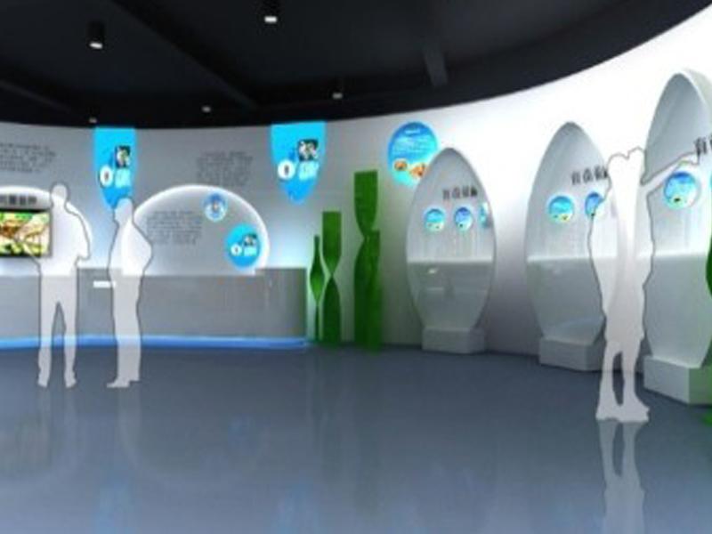 中国北方河蟹种业基地展示馆-世界首个河蟹主题馆