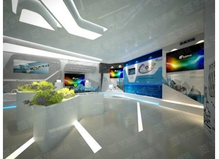 天闻数媒科技(北京)有限公司-----企业展厅搭建