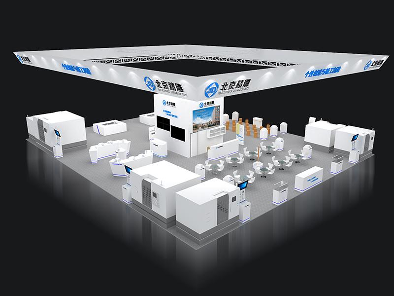 北京精雕—模具展展览设计