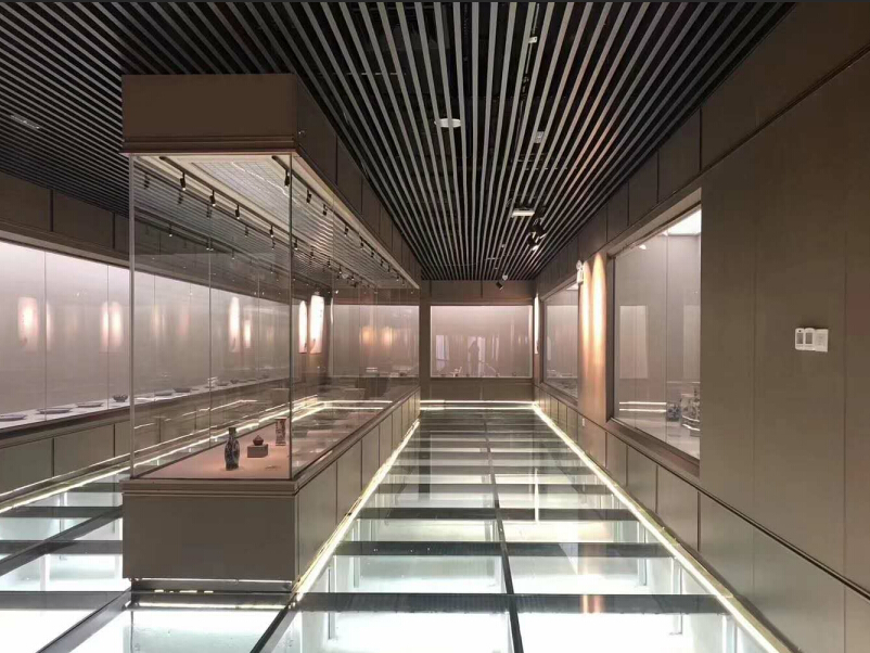 东鹏——中国陶瓷博物馆设计装修