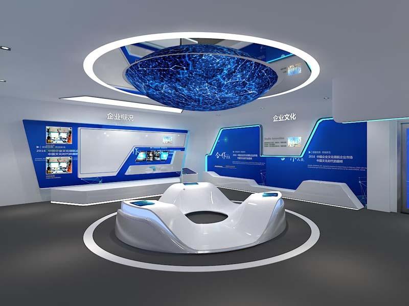 衡阳水利水电——水利电力展厅设计