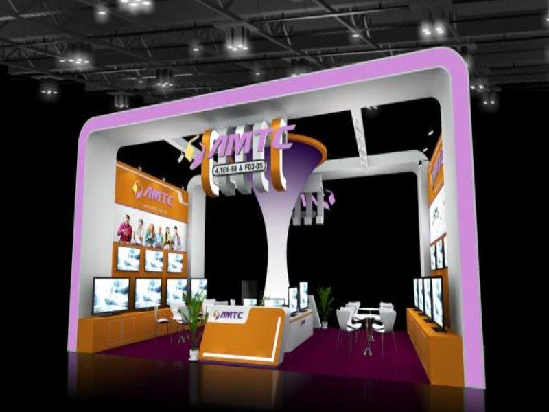 大小时代——广交会展览设计