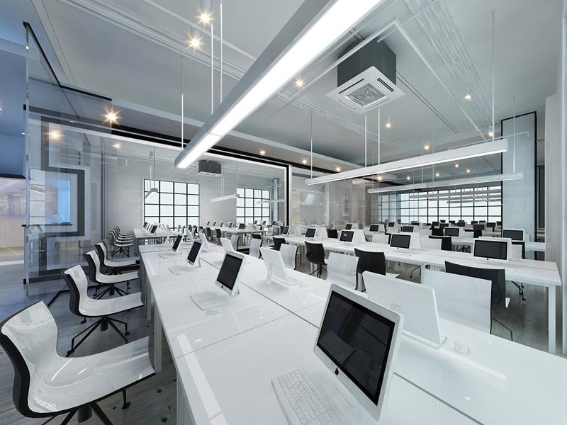 中企動力——辦公室設計裝修