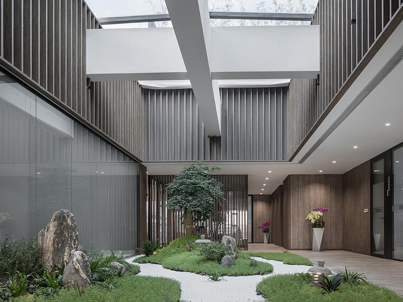 上海正荣集团—办公室设计装修