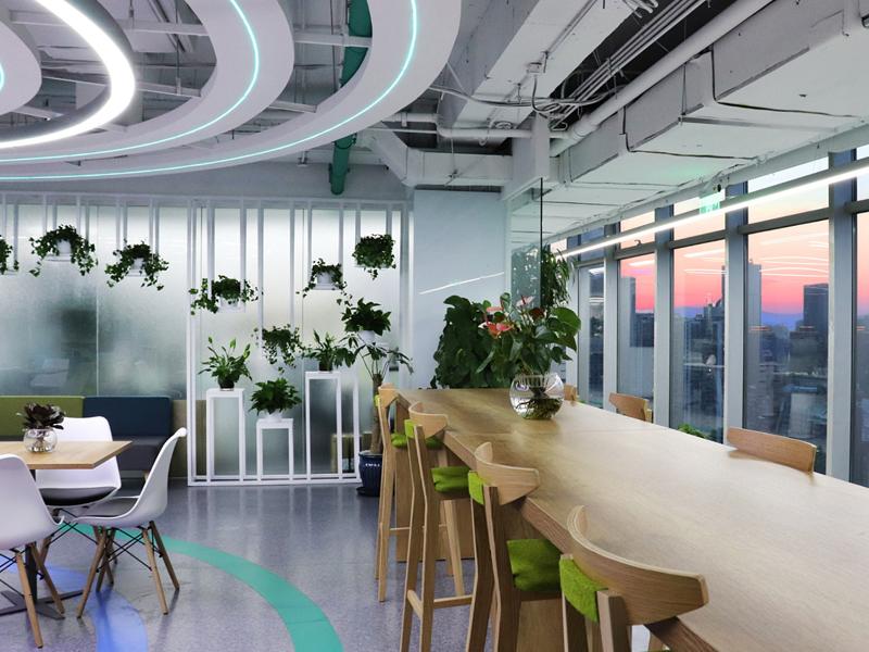 極光科技—辦公室裝修