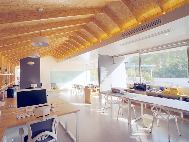 TOP JOB design studio—办公室设计