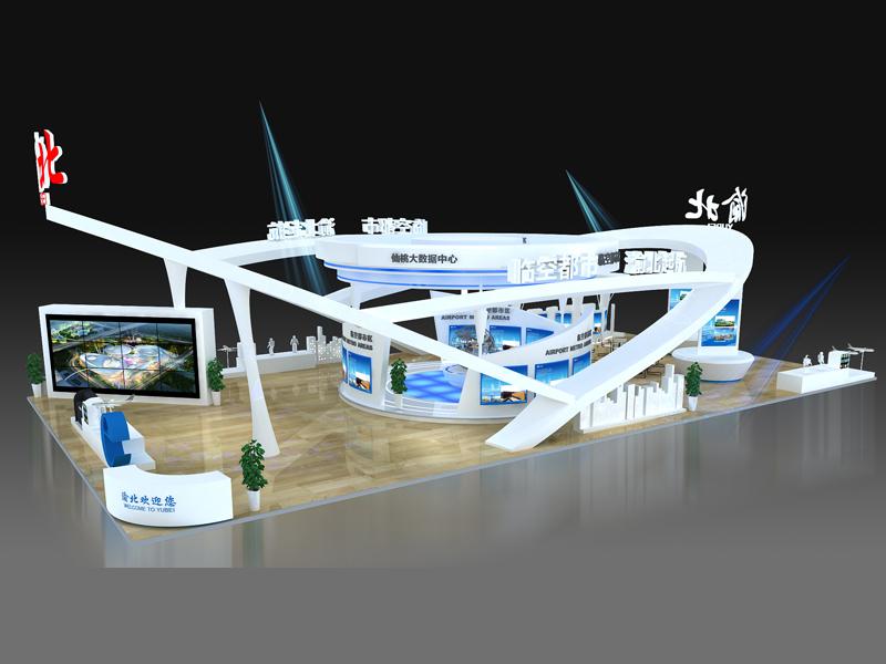 渝北——政府展台设计制作
