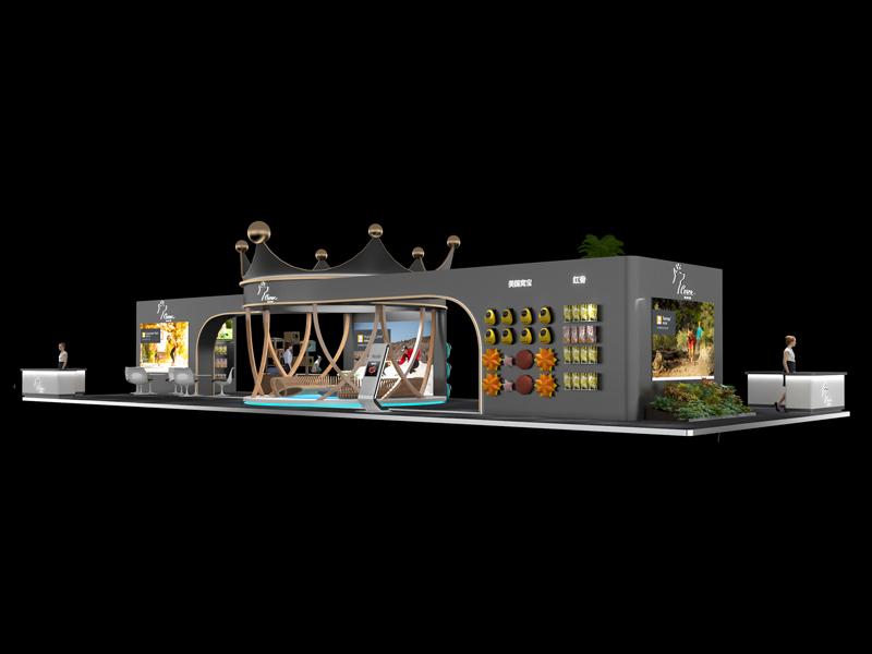 英国彼果——宠物展设计搭建