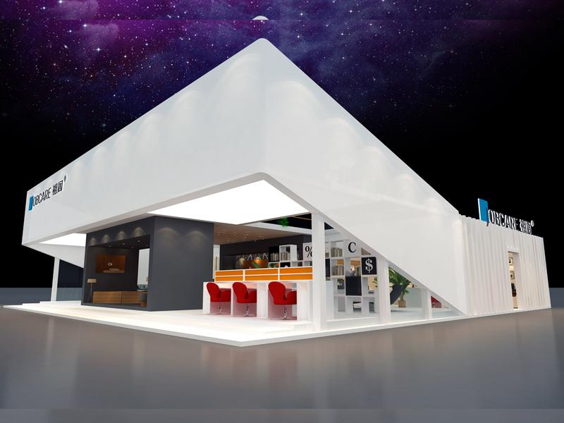 祖阁——家具展设计布展