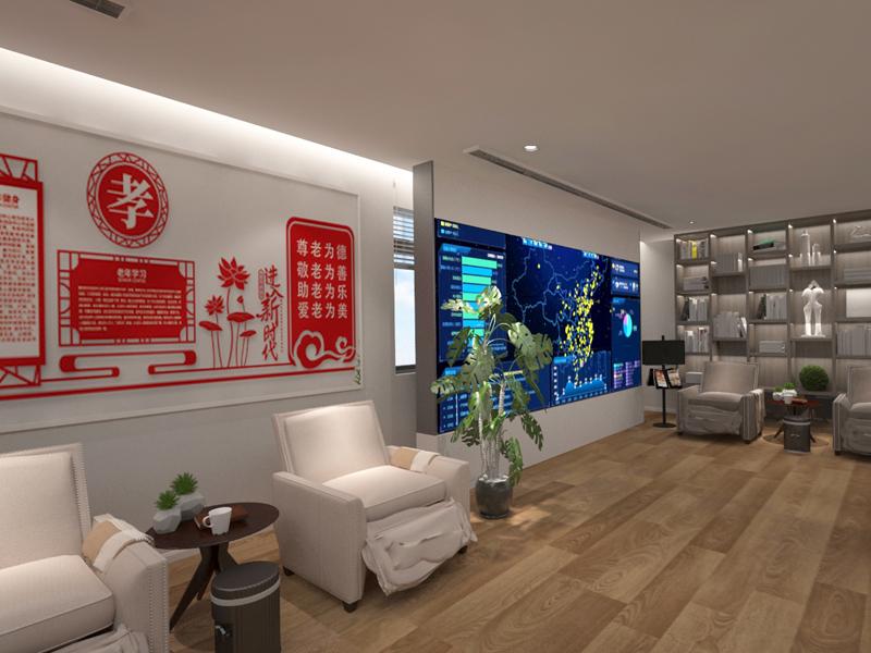 金豪漾——物联网展厅设计装修