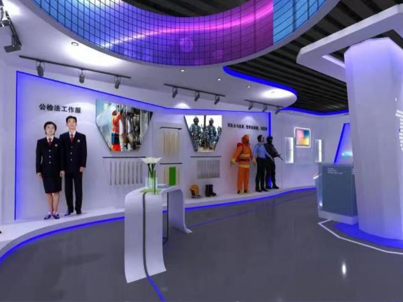 张家港宏裕——企业展厅设计