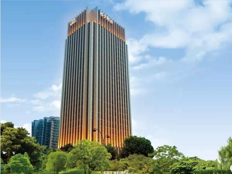 西子联合—电梯展厅设计装修