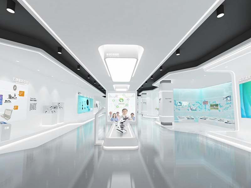 云康集团——健康医学展厅设计装修