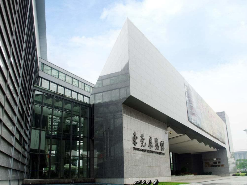 东莞市规划展览馆——规划展厅设计装修