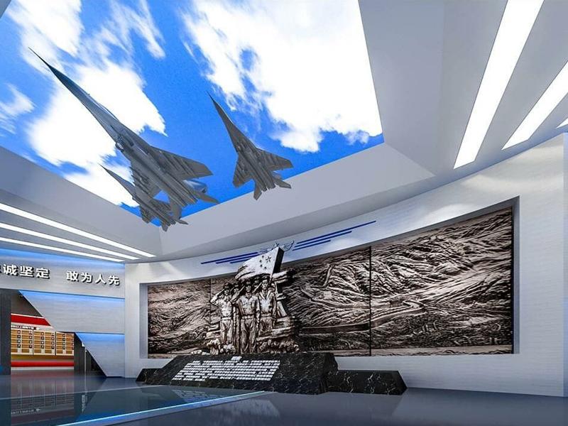 中国人民解放军空军——军史馆设计施工