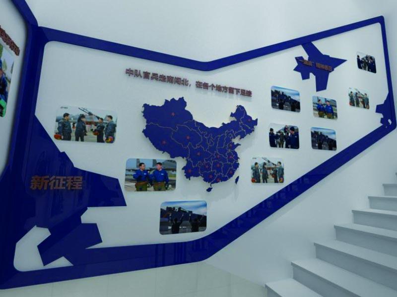 湛江遂溪飞行大队——军营文化建设设计