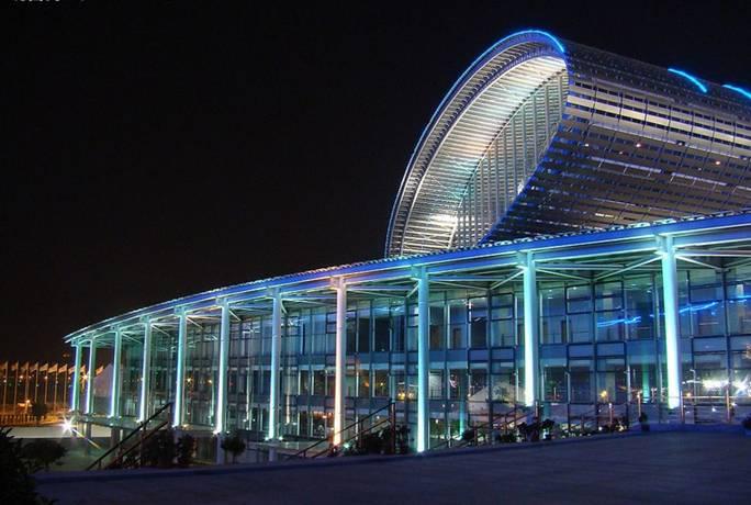 2015年最新广州琶洲展馆会展中心展览会时间排期表